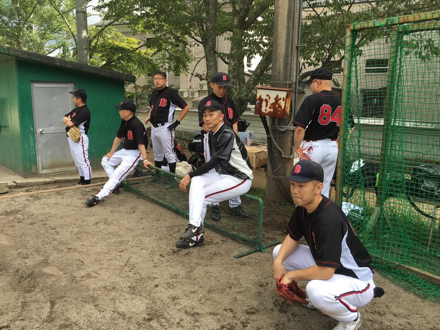 高野山野球大会